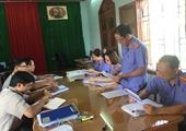 Viện kiểm sát tăng cường kiểm sát công tác thi hành án dân sự