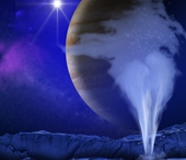 Phát hiện bằng chứng nguồn nước trên Mặt trăng của Sao Mộc