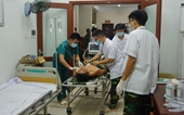 Bệnh xá Trường Sa cấp cứu kịp thời ngư dân hôn mê do tai nạn lao động