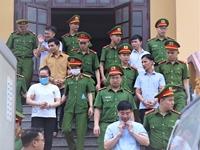 Gian lận thi cử ở Hòa Bình Lời khai bất ngờ của các bị cáo về đồng phạm