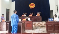 VKSND huyện Bảo Yên tổ chức phiên tòa hình sự rút kinh nghiệm