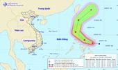 Xuất hiện bão Vongfong giật cấp 14 gần Biển Đông