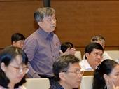 Đại biểu Quốc hội Trương Trọng Nghĩa  Tôi sẽ tiếp tục kiến nghị về vụ án Hồ Duy Hải