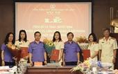 Bổ nhiệm lãnh đạo cấp phòng và chức danh tư pháp thuộc Vụ 10, VKSND tối cao