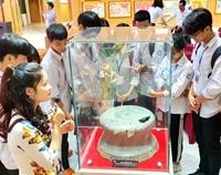 3 bảo vật ở Quảng Ninh được công nhận là bảo vật quốc gia