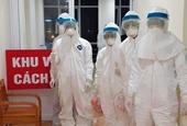Thêm 4 ca nhiễm COVID-19 mới, 1 ca nhiễm nhập cảnh trái phép từ Campuchia về Việt Nam