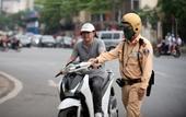 Ngày đầu tổng kiểm tra, Hà Nội xử lý hơn 1 200 trường hợp vi phạm giao thông