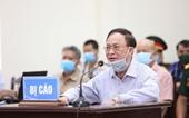 Sáng nay, cựu Đô đốc Nguyễn Văn Hiến cùng 7 bị cáo hầu tòa