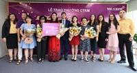 Ngân hàng Bắc Á chúc mừng khách hàng trúng thưởng Chương trình khuyến mại mừng xuân Canh Tý – Gửi lộc tri ân
