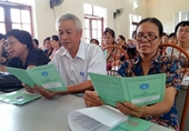 Người dân nên tham gia BHXH tự nguyện để có cuộc sống an vui khi về già