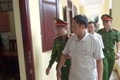 Bắt 2 cán bộ ở Thanh Hóa bán cả ha đất trái thẩm quyền