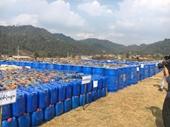 Cảnh sát Myanmar bắt giữ lượng ma túy tổng hợp khổng lồ, lớn nhất lịch sử