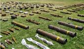 Quân đội Syria phát hiện, tịch thu kho dự trữ tên lửa của Mỹ và Israel