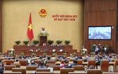 Khai mạc kỳ họp thứ 9 Quốc hội khóa XIV