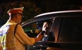Ngày thứ tư tổng kiểm soát phương tiện, xử lý 860 tài xế vi phạm nồng độ cồn