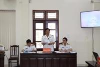 Xét xử cựu Đô đốc Nguyễn Văn Hiến cùng đồng phạm Bản luận tội của Viện kiểm sát