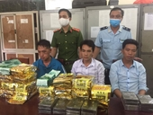 Phê chuẩn khởi tố 3 trùm vận chuyển ma túy từ Bắc Kạn vào Nghệ An
