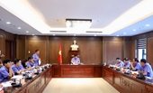 Triển khai các nhiệm vụ kỷ niệm 60 năm ngày thành lập ngành Kiểm sát nhân dân