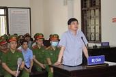 Tuyên án vụ gian lận điểm tại Hoà Bình Cựu Thượng tá Công an lãnh án 6 năm tù