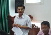 Cách chức Phó Chủ tịch UBND huyện Đông Hòa
