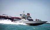 Hải quân Iran đấu súng quyết liệt với tàu buôn lậu dầu vũ trang trên vịnh Ba Tư