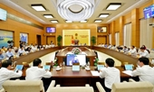 Công bố Nghị quyết của UBTVQH về công tác cán bộ