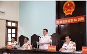 Tuyên án cựu Đô đốc Nguyễn Văn Hiến cùng đồng phạm