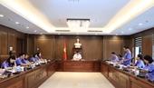 Lãnh đạo VKSND tối cao làm việc về tổ chức hội nghị tập huấn chuyên sâu