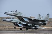 Libya tăng cường chiến đấu cơ cho trận không chiến lịch sử với Thổ Nhĩ Kỳ