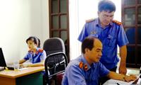 Góp ý dự thảo Hệ thống mẫu sổ nghiệp vụ của ngành KSND