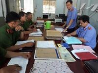 VKSND huyện Tam Nông kiểm sát việc thi hành án hình sự án treo, cải tạo không giam giữ trên địa bàn