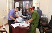 Bắt giam giám đốc, cán bộ kỹ thuật ban quản lý rừng phòng hộ ở Quảng Bình