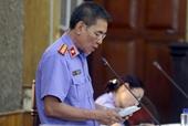 Xét xử vụ gian lận điểm thi ở Sơn La VKS đề nghị mức án nghiêm khắc