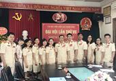 VKSND huyện Cẩm Giàng tổ chức đại hội chi bộ nhiệm kỳ 2020 - 2025