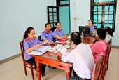 VKSND cấp cao tại Đà Nẵng đề cao công tác tiếp công dân