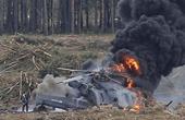 Trực thăng quân sự Mi-8 lại rơi ở Nga, 4 quân nhân thiệt mạng