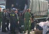 Công an đột kích trại cai nghiện 'chui' ở Đồng Nai