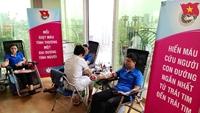 """Chương trình """"Bảo Việt - Vì hạnh phúc Việt"""" 2 400 đơn vị máu đã được hiến cho người bệnh"""