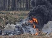 Trực thăng quân sự Mi-8 rơi sau khi cất cánh ở Chukotka, Nga
