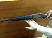 Đã bắt được nhóm giang hồ đất Cảng dùng súng hoa cải bắn trọng thương đối thủ