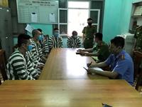 Bắt ổ nhóm côn đồ bảo kê tranh giành địa bàn ở Quảng Ninh