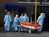 Kỷ lục Mỹ vượt mốc 100 000 ca tử vong do dịch COVID-19