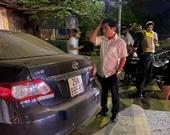 Khởi tố vụ án Trưởng Ban Nội chính Tỉnh ủy Thái Bình gây tai nạn chết người