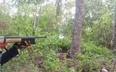 Nã đạn vào bạn săn vì tưởng là thú rừng