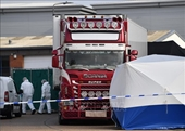 Vụ 39 thi thể người Việt trong xe tải ở Anh Bắt giữ 26 đối tượng liên quan