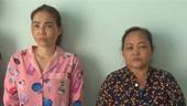 Hai nữ quái trong đường dây vận chuyển, tàng trữ 2 kg ma túy đá