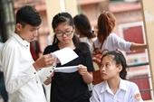 Bộ GD-ĐT chính thức thông báo thời gian đăng ký thi tốt nghiệp THPT 2020