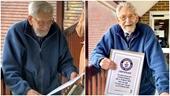 Cụ ông vừa nhận danh hiệu người đàn ông già nhất thế giới còn sống đột ngột qua đời