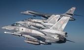 Mỹ và NATO dằn mặt Nga khi đưa đội hình không chiến khủng tương tác trên khu vực Biển Đen