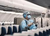 Bệnh nhân 1 tuổi nhiễm COVID-19 trên chuyến bay từ Nga về nước